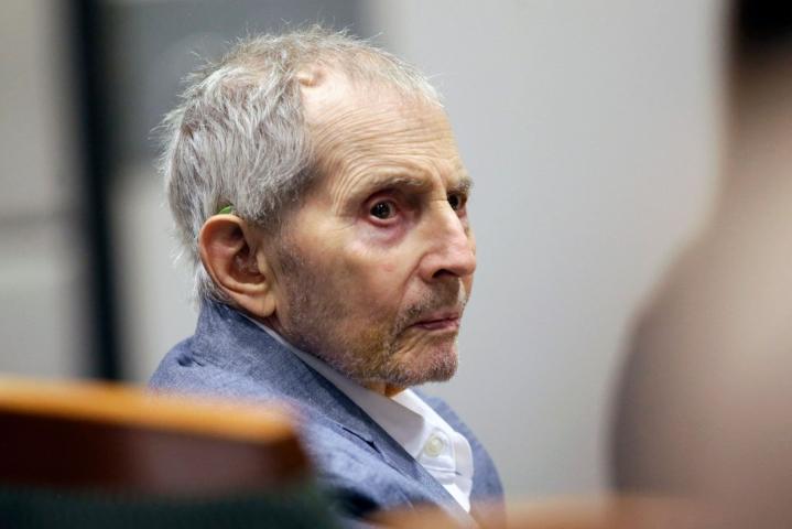 Durstia odottaa elinkautinen vankeus. Lehtikuva/AFP
