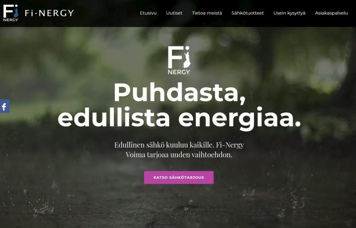 Sähköyhtiö Fi-Nergy Voiman entisille asiakkaille on lähetetty aiheettomia perintäkirjeitä, vaikka asiakkaat olisivat jo aiemmin kiistäneet laskut ja reklamoineet niistä. LEHTIKUVA / handout / FI-NERGY VOIMA