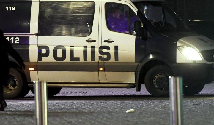 Poliisi ei löytänyt syytä lauantai-illan pamaukselle. Lehtikuva / Vesa Moilanen