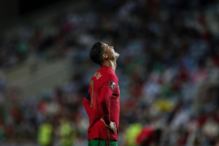 36-vuotiaan Ronaldon siirtyminen Juventuksesta Manchester Unitediin vahvistettiin aiemmin tällä viikolla. LEHTIKUVA/AFP