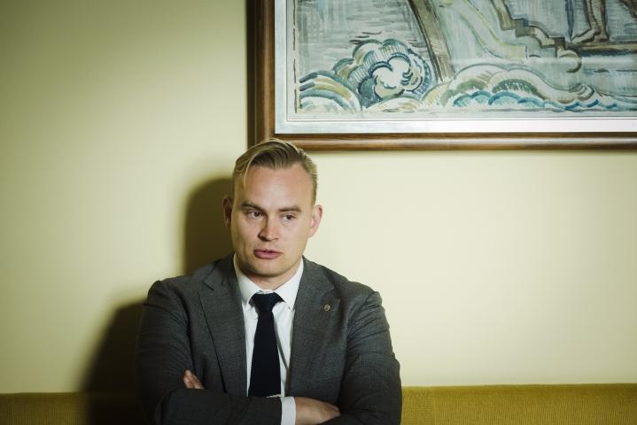 Atte Harjanne valittiin yhdeksi kolmesta tasa-arvoisesta varapuheenjohtajasta. Hänet valittiin kuitenkin varapuheenjohtajistoon ensimmäisenä. Ministerin pesti voi hyvinkin tulla kyseeseen.
