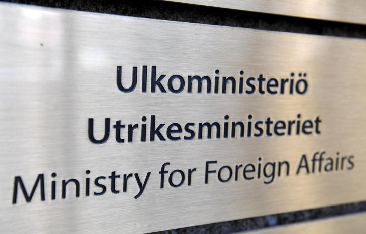 Ulkoministeriö kertoo, että evakuointia valmisteltiin yhteistyössä Qatarin ja Euroopan unionin ulkosuhdehallinnon kanssa. Lehtikuva / Vesa Moilanen