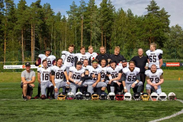 Joensuu Wolves voitti lohkonsa 3. divisioonassa. Joukkueen tämän kauden viimeiset ottelut pelataan lauantaina.