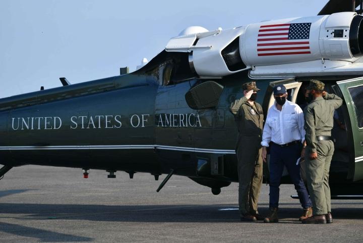 Bidenilta on vaadittu jo pidempään terrori-iskuihin liittyvien tietojen julkistamista. Lehtikuva/AFP