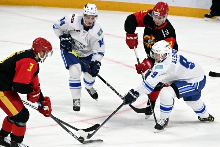 Jokerit löi Barys Nur-Sultanin 3-2 voittolaukauskilpailussa. LEHTIKUVA / Markku Ulander