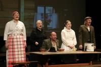 Lieksan Teatterissa uusintaensi-ilta Niskavuoren nuori emäntä -näytelmästä