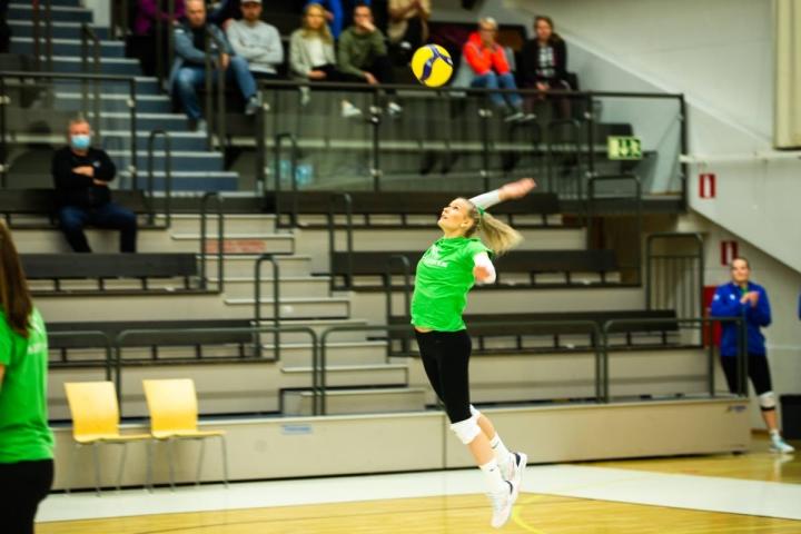 Joen Jujun kärkihankinta Iida Paananen on voittanut urallaan Suomen mestaruuden sekä pelannut myös naisten maaotteluja.