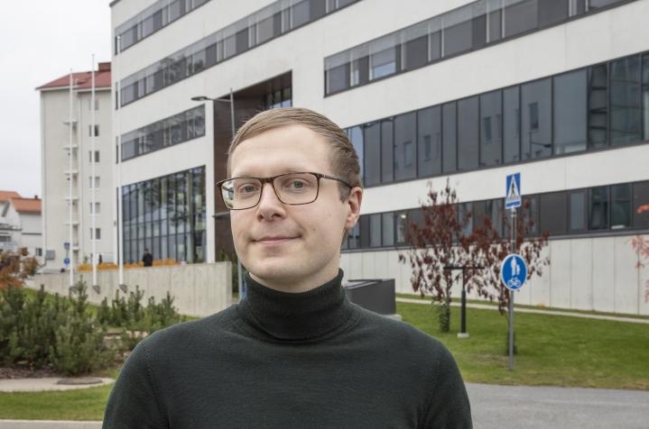 Itsekin terveyskeskuksissa työskennellyt Kristian Taipale, 31, aloitti työnsä Siun soten kehittäjäylilääkärinä viime kesänä.