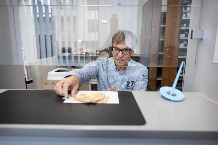 Panttilainaamosta otetaan keskimäärin lainaa runsaat 500 euroa, kertoo Päijät-Hämeen Pantin toimitusjohtaja Juha Tapiola.