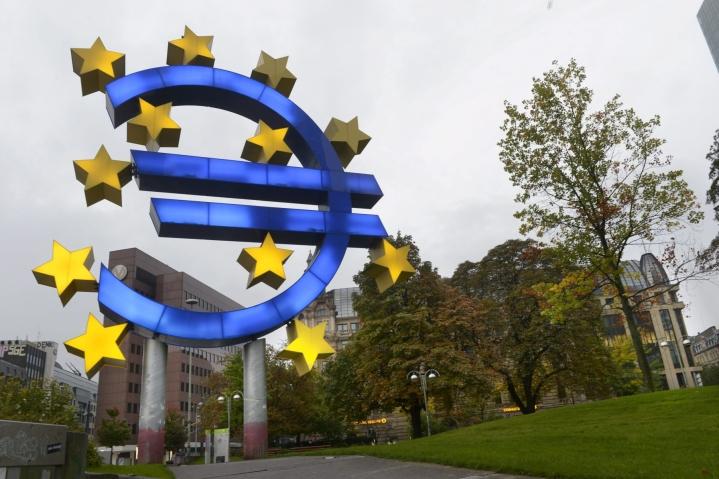 Euroalueella inflaatio oli heinäkuussa 2,2 prosenttia eli selvästi koko OECD-aluetta vähemmän. Lehtikuva / Martti Kainulainen