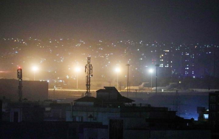 Blinkenin ja Austinin matkan tarkoitus oli keskustella Afganistanin pääkaupungin Kabulin lentokentän avaamisesta. LEHTIKUVA/AFP