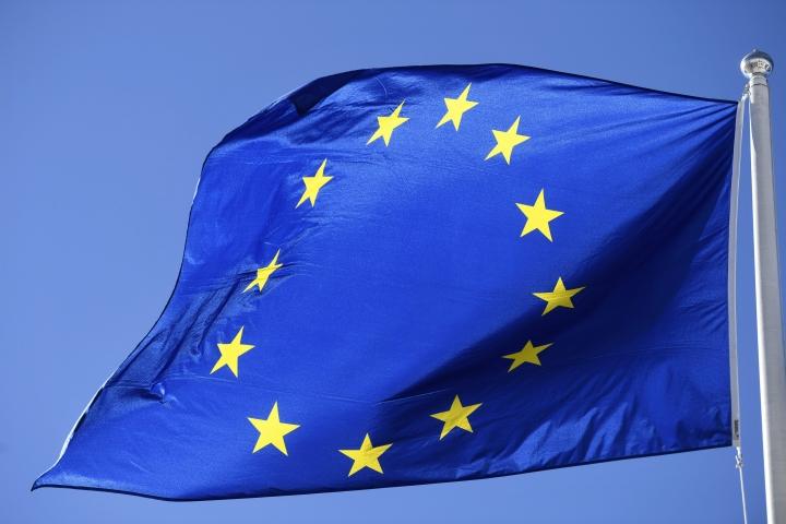 Suomen nettomaksu EU:lle oli viime vuonna 141 euroa asukasta kohden. LEHTIKUVA / Vesa Moilanen