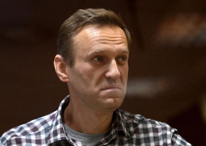 Venäjällä on aloitettu uusi tutkinta, jonka kohteena ovat vangittu oppositiovaikuttaja Aleksei Navalnyi ja hänen liittolaisensa. LEHTIKUVA/AFP