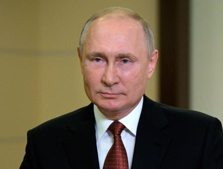 Tutkijan mukaan presidentti Vladimir Putinin hallinto näyttää haluavan minimoida riskit duuman eli parlamentin alahuoneen suunnalta, vaikka ne ovat lähtökohtaisesti hyvin pienet. LEHTIKUVA/AFP