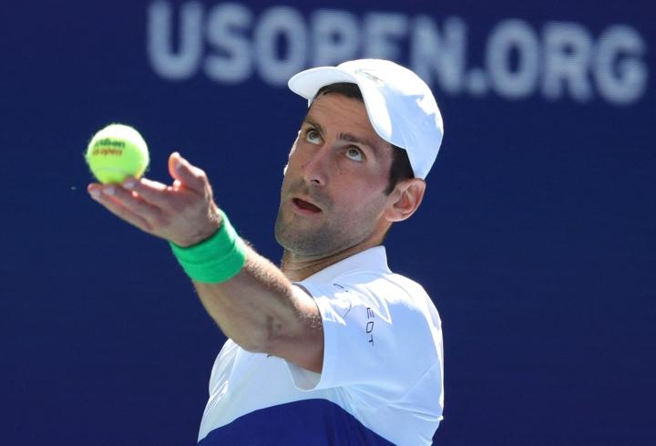 Jos Djokovic nostaa mestaruuspystin sunnuntaina New Yorkissa, hän kipuaa grand slam -turnausvoittojensa määrässä ennätyksellisesti 21:een. Lehtikuva/AFP