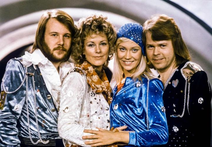 Ruotsalaisyhtye Abba julkaisee uuden albumin lähes 40 vuoden tauon jälkeen. LEHTIKUVA/AFP