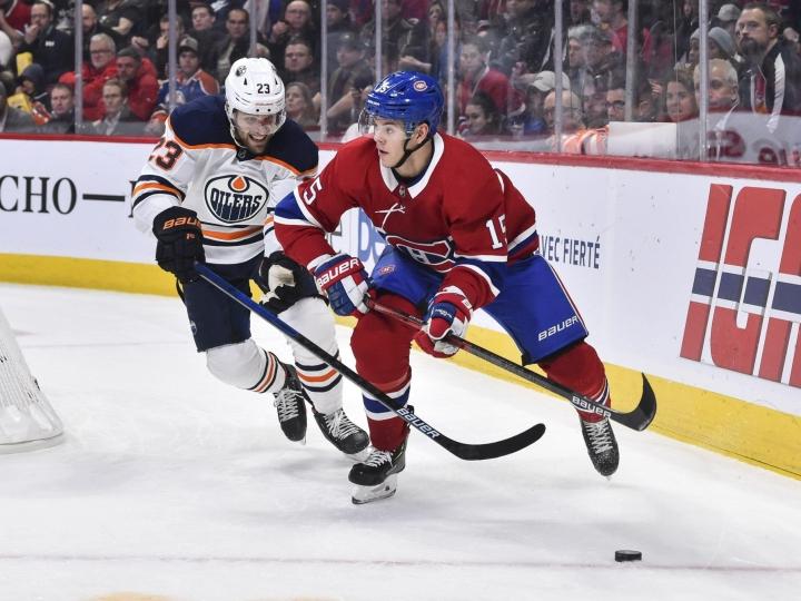 Kotkaniemi siirtyy pois Montreal Canadiensista. Lehtikuva/AFP