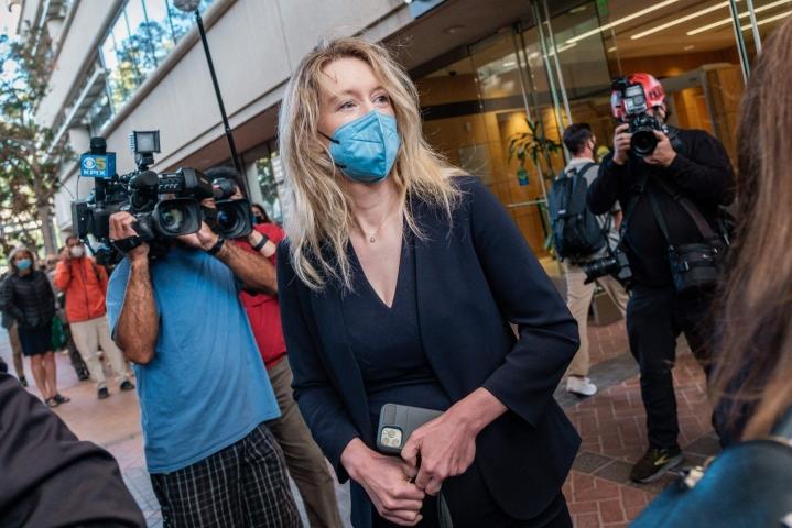 Holmes San Josessa Kaliforniassa tiistaina. Lehtikuva/AFP