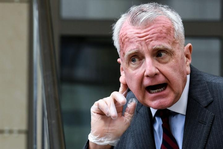 Venäjän ulkoministeriö kertoo kutsuneensa Yhdysvaltain Venäjän-suurlähettilään John Sullivanin puhutteluun vaalivaikuttamisen vuoksi. LEHTIKUVA/AFP