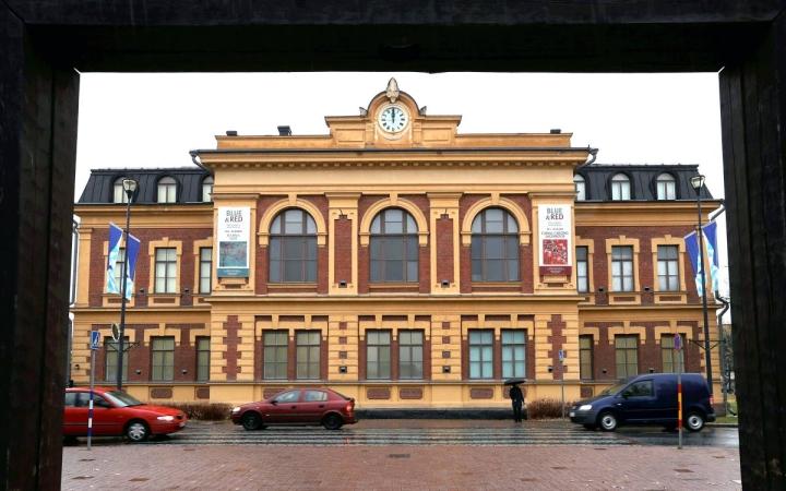 Joensuun kaupunginorkesterin kamarikonsertti järjestettiin keskiviikkona Taidemuseo Onnissa.