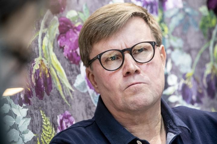 Kuopiolainen Kimmo Talvasto sairastui koronaan kuusi päivää tehosterokotuksen ottamisen jälkeen.