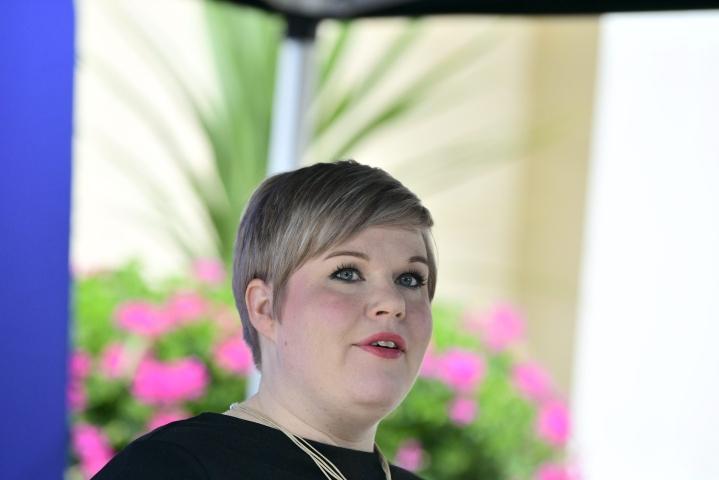 Annika Saarikon keskusta ja vihreät eivät löytäneet yhteisymmärrystä keskiviikkoiltana. Budjettineuvottelut jatkuvat tänään.