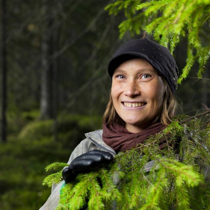 Silja Keränen on esikoiskirjailija, diplomi-insinööri ja Vihreiden puoluevaltuuskunnan puheenjohtaja.