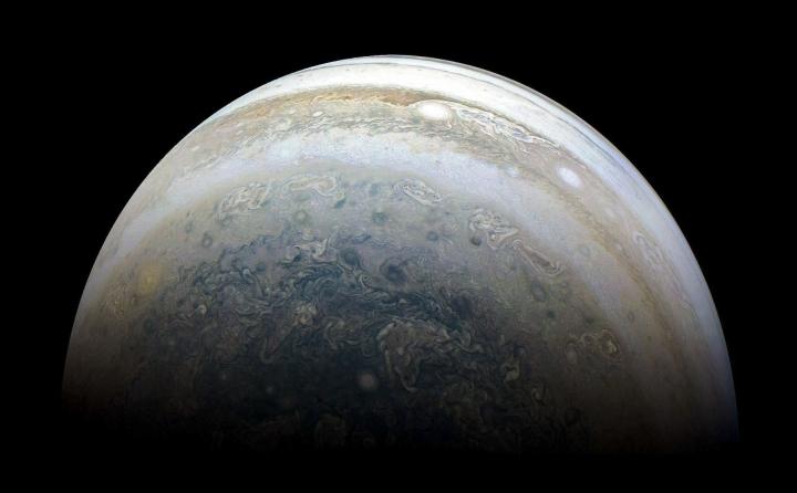 Lucyn tehtävänä on tutkia taivaankappaleita, jotka kiertävät Aurinkoa Jupiterin kanssa samalla kiertoradalla kahtena parvena. LEHTIKUVA/AFP