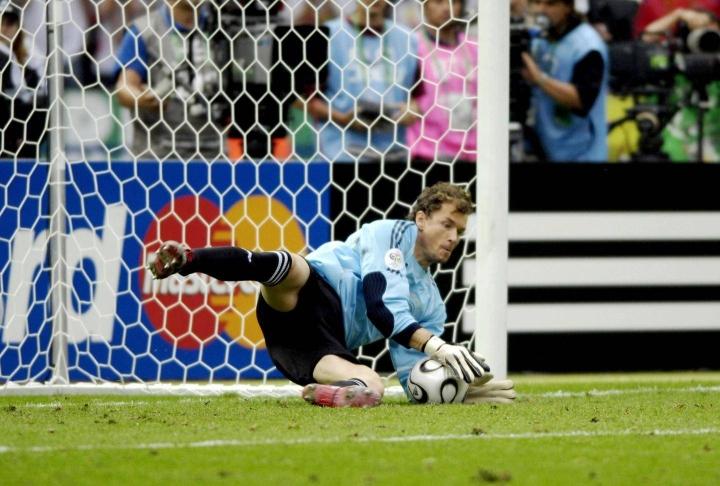 Mitä Jens Lehmann tiesi Argentiinan pelaajista hänen torjuessaan Saksalle voiton rangaistuspotkukilpailussa vuoden 2006 MM-kisojen puolivälierässä?