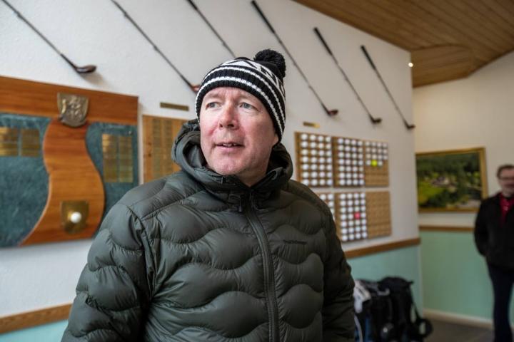 Mika Kupiainen työskentelee Karelian Golfin toimitusjohtajana enää lokakuun loppuun saakka.