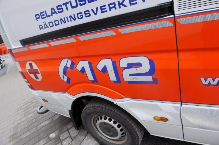 Sairasautot olivat osallisena seitsemässä kuolemaan johtaneessa onnettomuudessa. Kuvituskuvaa. Lehtikuva / Timo Jaakonaho