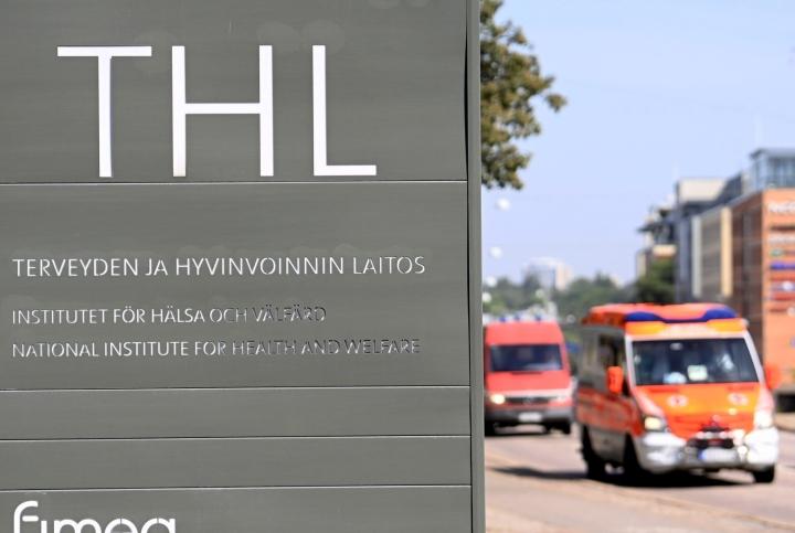 Koko epidemian aikana Suomessa on raportoitu 131054 koronatartuntaa.  LEHTIKUVA / Vesa Moilanen
