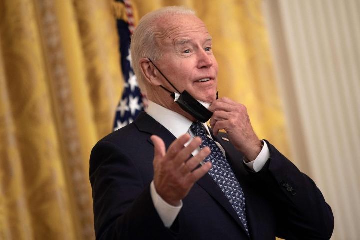 Yhdysvaltain presidentti Joe Biden on ilmaissut turhautumista rokottamattomia ihmisiä kohtaan.
