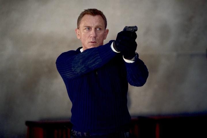 No Time To Die on Daniel Craigin viides ja viimeinen kerta James Bondina.