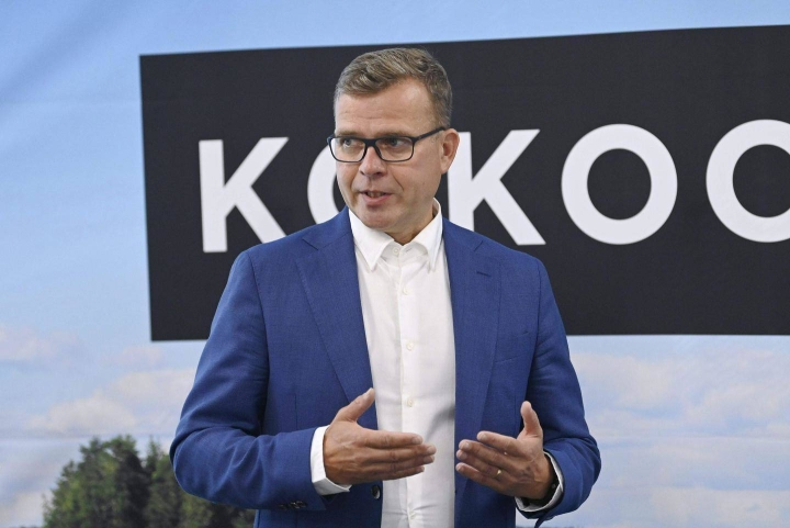 Suomen suurimman työeläkelaitoksen hallituksen puheenjohtajaksi valittiin kansanedustaja Petteri Orpo.