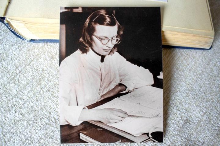 Laura Latvala oli kirjailija ja lääkäri, joka työskenteli muun muassa Paiholassa.
