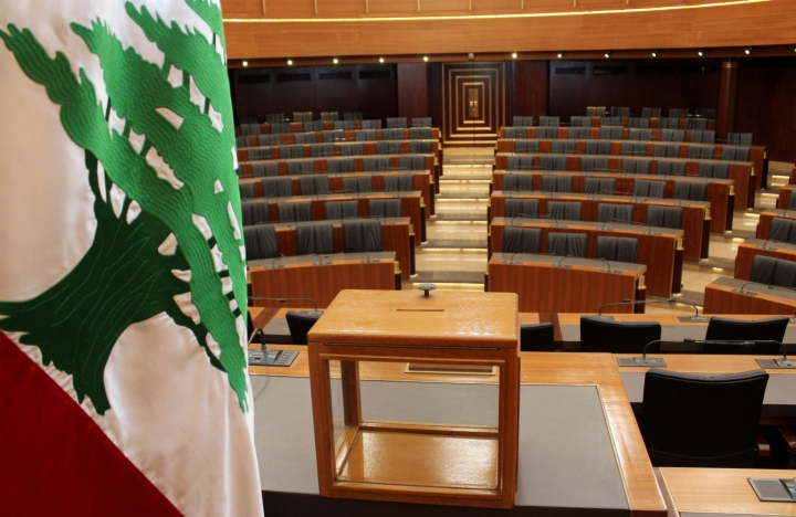 Libanoniin on onnistuttu muodostamaan hallitus, maan presidentinhallinto kertoo. Hallitusneuvottelut kestivät 13 kuukautta. LEHTIKUVA/AFP