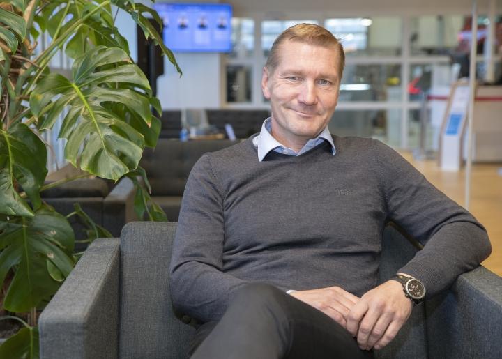 Arto Hartikainen, 46, aloitti työt perheyhtiössä vuonna 1997.