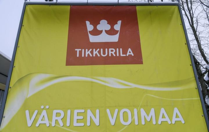 Taustalla on kesällä toteutunut yrityskauppa, jossa yhdysvaltalaisen PPG Industriesin tytäryhtiö PPG Finland sai haltuunsa valtaosan, yli 97 prosenttia, Tikkurilan osakkeista. LEHTIKUVA / Markku Ulander