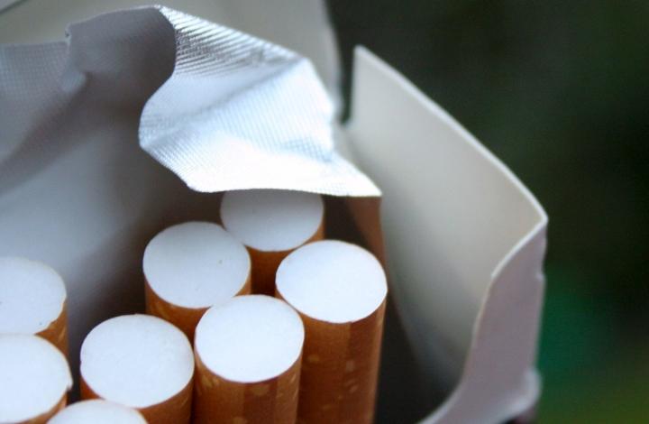 Tupakka-askin hinta nousee 50 sentillä. LEHTIKUVA / Jani Koskinen