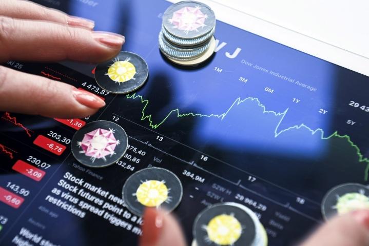 Työeläkevarojen kasvusta suuri osa johtui osakemarkkinoiden hyvästä vireestä. LEHTIKUVA / EMMI KORHONEN