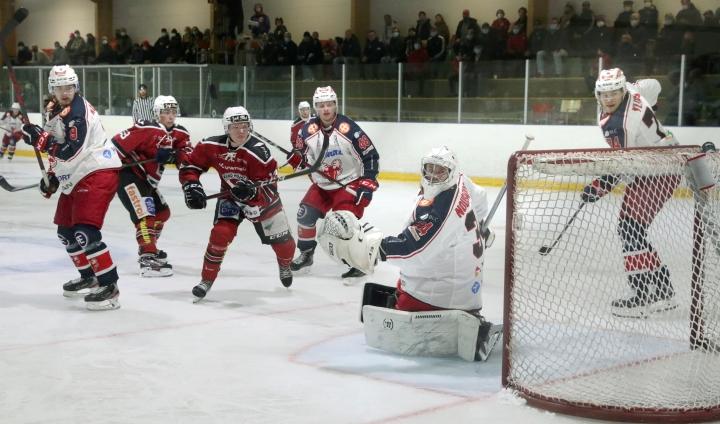 Kiekko-Pojat kaatoi Suomen cupin puolivälierävaiheessa SaPKon.