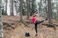 """Joensuun suosituin frisbeegolfrata puretaan Karsikosta - lajin harrastaja Leo Mustajärvi, 22: """"Surullista, käyn täällä melkein joka päivä"""""""