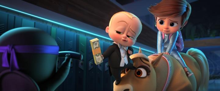 Boss Baby on värikylläinen elokuva.