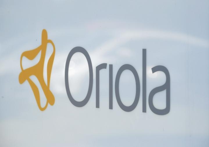 Oriolan yt-neuvottelujen piirissä on yhteensä noin 600 työntekijää. LEHTIKUVA / Laura Ukkonen