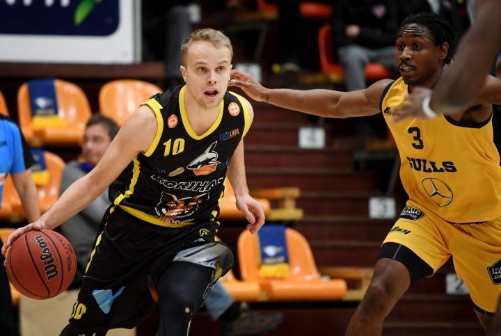 Marius Van Andringa pelasi Seagullsissa edellisen kerran kaudella 2013-14. LEHTIKUVA / ANTTI AIMO-KOIVISTO