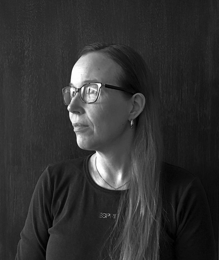 Kati-Annika Ansas on syksyn esikoiskirjailija.