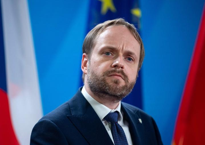 Tshekin ulkoministeri Jakub Kulhanek sanoo ymmärtävänsä, että urheilutapahtumat herättävät erilaisia tunteita. LEHTIKUVA/AFP