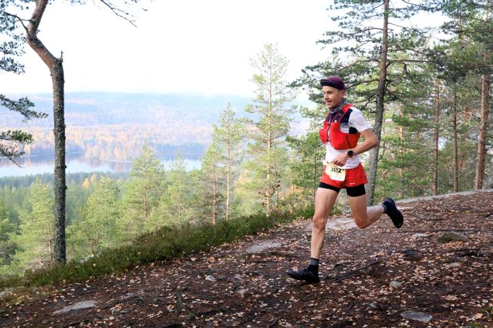 Polkujuoksulegenda Henri Ansio, 36, tavoittelee Vaarojen maratonilla kahdeksatta peräkkäistä voittoaan.