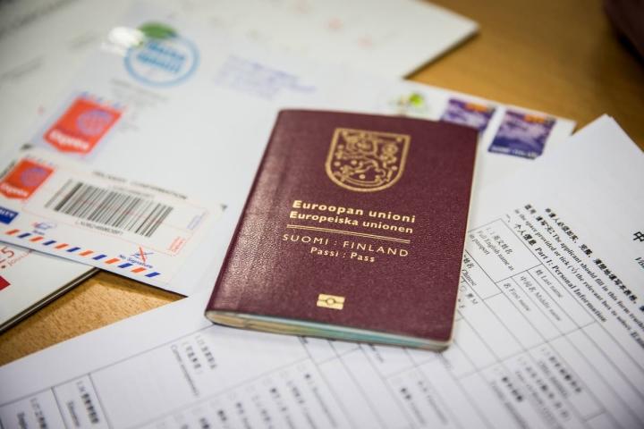 Passiin saamisen menee ajanvarauksen kautta hieman enemmän aikaa kuin aiemmin on ollut.